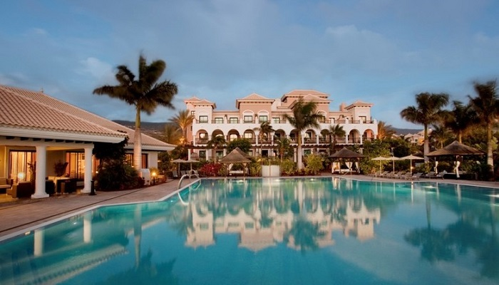hotel red level at gran melia palacio de isora