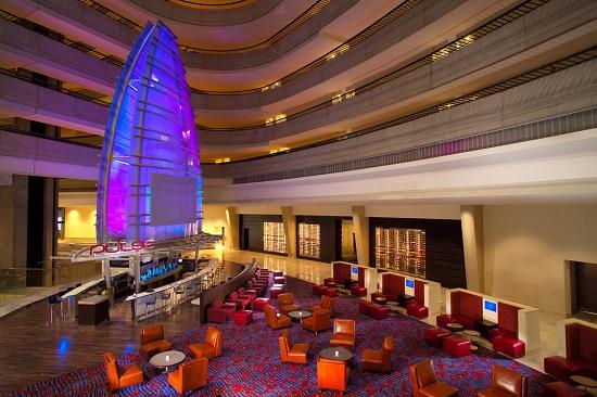 mejores hoteles en ciudad de atlanta