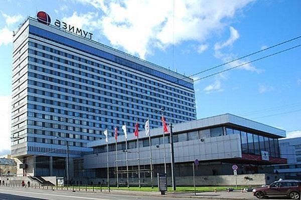 El Azimut Hotel Saint-Petersburg